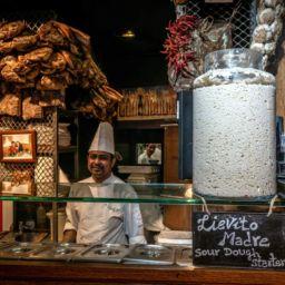 Pizza in Trevi – Interni Ristorante – Guanciali Antica Norcineria Bomarsi