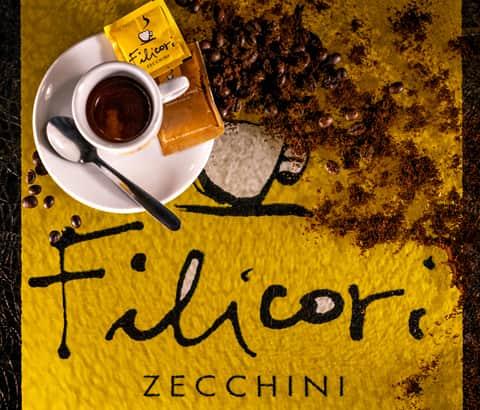 """Caffè """"Filicori Zecchini"""" certificato italiano 100% arabica Kave"""